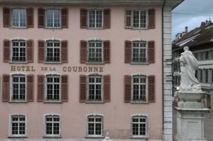 Baroque city Medieval town windows
