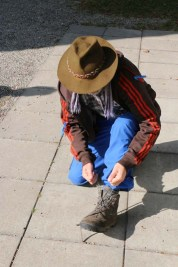 cowboy Tannenheim Oberbalmberg, Solothurn (Switzerland)