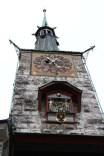 Baroque city Medieval town clock