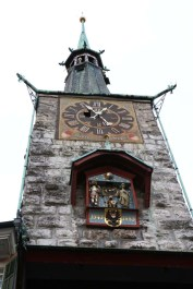 Baroque city Medieval town clock