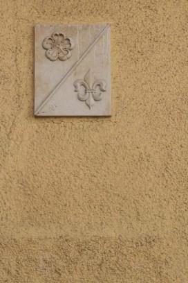 Swiss street sign