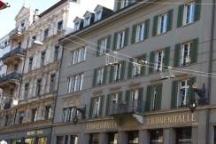 24 hours in Zurich Switzerland architecture