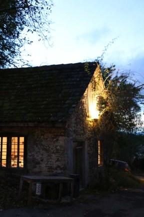 24 hours in Zurich Switzerland cottage restaurant