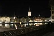 24 hours in Zurich Switzerland by the river