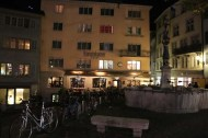 24 hours in Zurich Switzerland center downtown