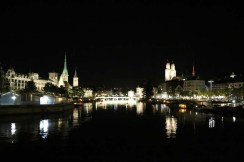 24 hours in Zurich Switzerland oldtown gothic areaa
