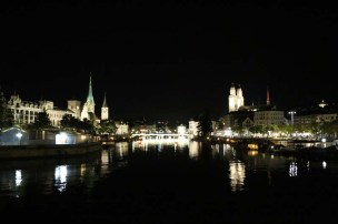 24 hours in Zurich Switzerland oldtown gothic areaa
