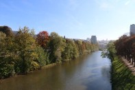24 hours in Zurich Switzerland fall winter