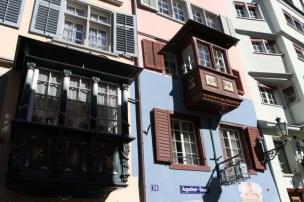 24 hours in Zurich Switzerland gothic city