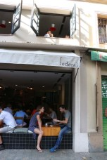 Find out the most urban hypster indie restaurant s in Barcelona Spain