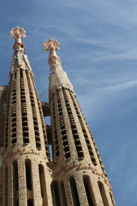 Gaudi for the love of Barcelona Architecture Spain