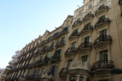 Barcelona Architecture Spain