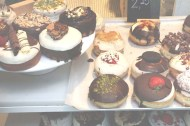 Donuts and cronuts Chocolate addicts in Barcelona