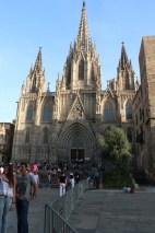 Architecture in Barcelona