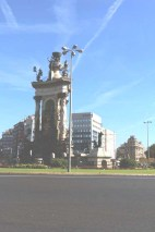 the bridge of barcelona