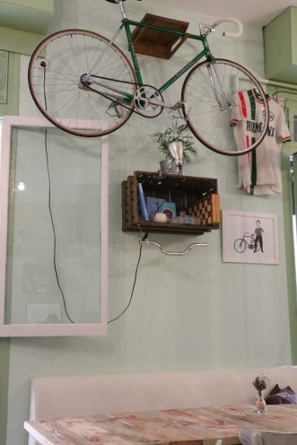 In barcelona you can find many hipster unusual artistic shops