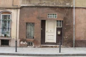 Old neighborhood Streets of barcelona artsy