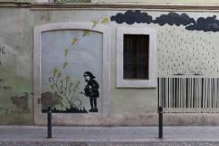 Graffiti Streets of barcelona artsy