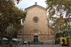 Chhurch Streets of barcelona artsy