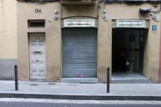 Streets of barcelona artsy