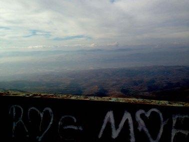 Al Salt, AsSalt, Al-Salt, AlSalt, Jordan, A cliff overlooking the city