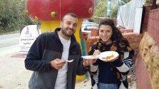 Al Salt, AsSalt, Al-Salt, AlSalt, Jordan، مدينة السلط الاردن, ancient city and architecture وادي شعيب, eating Knafet Anabtawi is a must