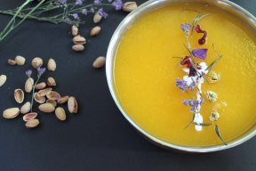 How to make pumpkin soup full recipe