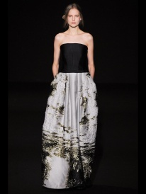 strapless dress Evening gowns and dresses