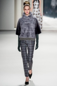 grey fur vest grey scale outfits