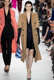 camel knee length coat Favorite coats for this fall winter 2014 2015 ready to wear collections