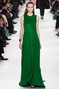 long green dress Earth colors ready to wear