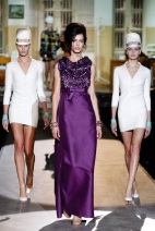 purple dress Evening gowns and dresses