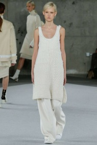 white pants Cocoon Layering outfits