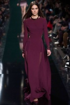 burgundy dress Evening gowns and dresses