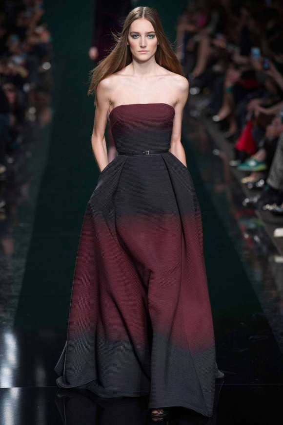 red wine and black dress Evening gowns and dresses
