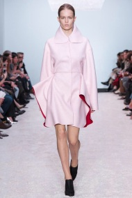 pink Head to toe one Mono color winter ready to wear