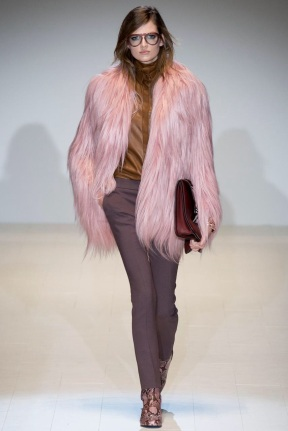 pink fur Fur for winter