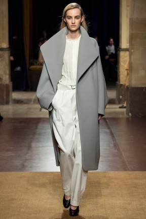 knee length grey coat Favorite coats for this fall winter 2014 2015 ready to wear collections