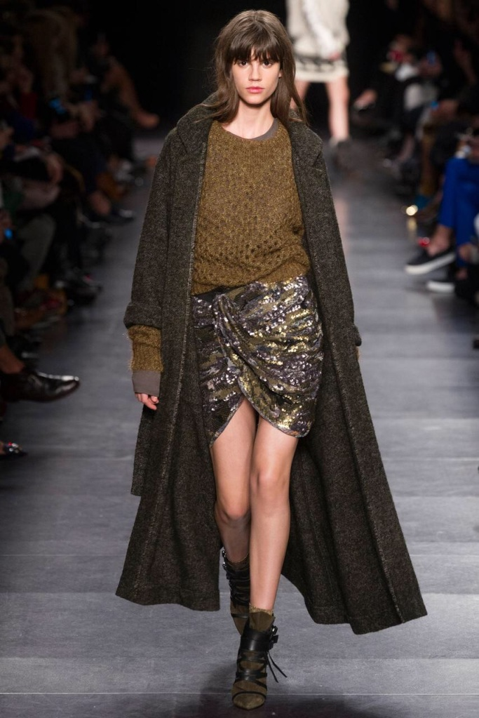 long ground length black coat Favorite coats for this fall winter 2014 2015 ready to wear collections