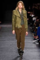 green outfit Earth colors ready to wear
