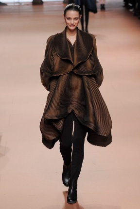 brown coat Earth colors ready to wear