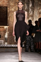 black short dress Evening gowns and dresses