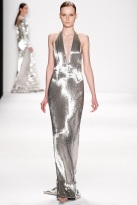silver Winter Evening gowns