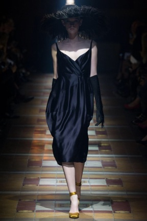 navy satan dress Evening gowns and dresses