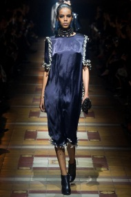 dark blue feathers dress Evening gowns and dresses