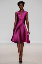 satan fuscia pink dress