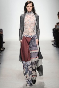 fabric mix and art formed ready to wear outfits