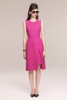 pink dress classic looks