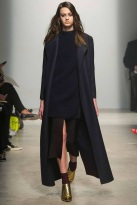 black long coat Favorite coats for this fall winter 2014 2015 ready to wear collections