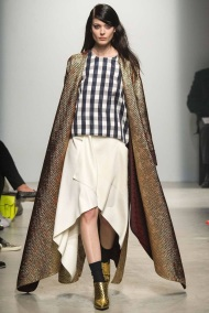 camel long tweed coat Favorite coats for this fall winter 2014 2015 ready to wear collections